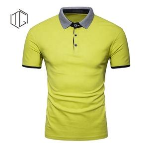 Custom Work Sport Breathable Golf Polo T Shirt