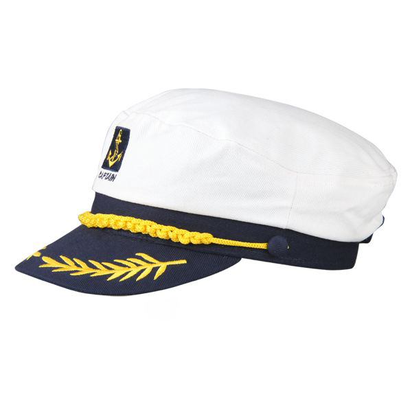 327b8361fd9 2019 Wholesale DSGS 2016 Hot Style Sailor Ship Boat Captain Hat Navy ...
