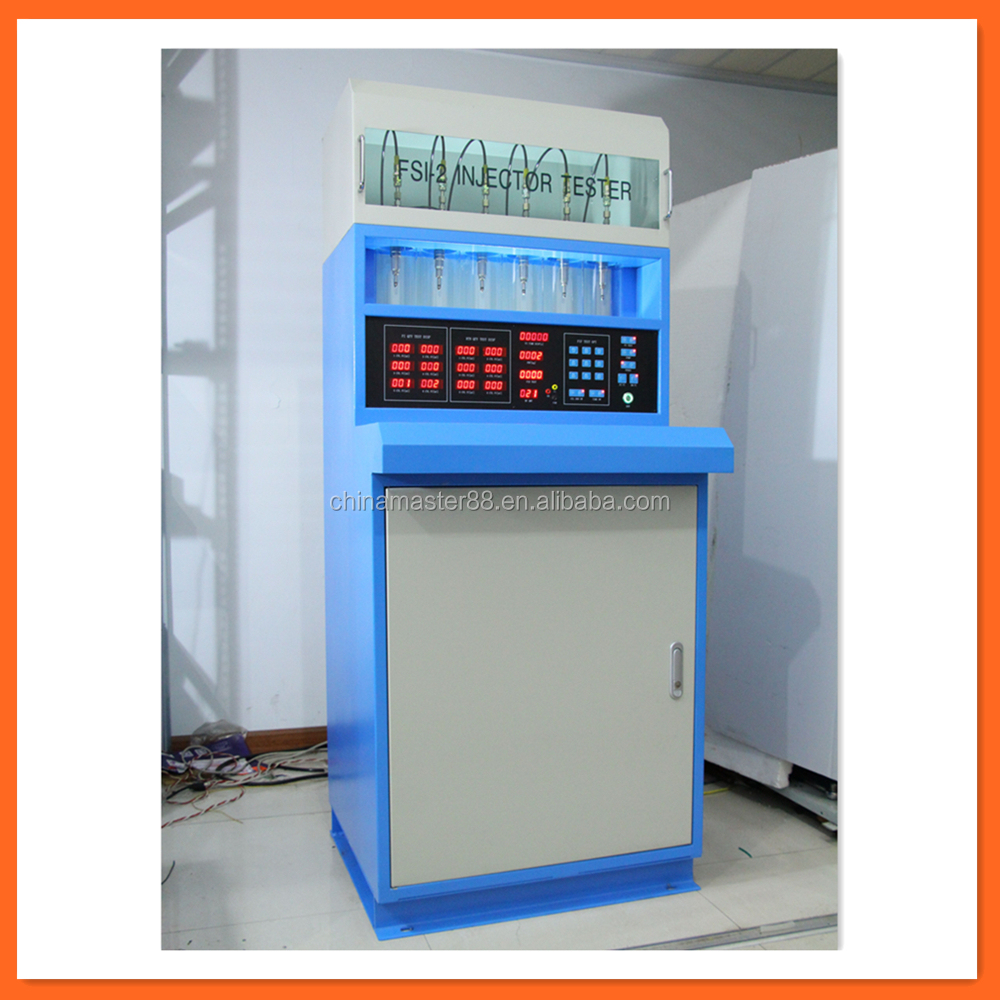 Test Bench MST-G001 Gasoline Direct Injector Test Bench GDI for testing electromagnetic injector and piezoelectric injector