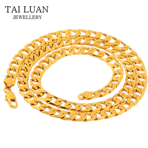 Gold Chains For Sale >> Top Sale 18k Men Gold Chains Fake Dubai Gold Chains