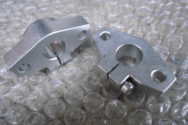 2PCS SHF10 10mm Linear Rail Shaft Support XYZ Table CNC SHF Series Rail Shaft