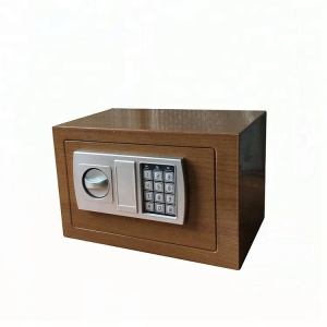 New Model Hotel Mini Lock Steel Safe Box