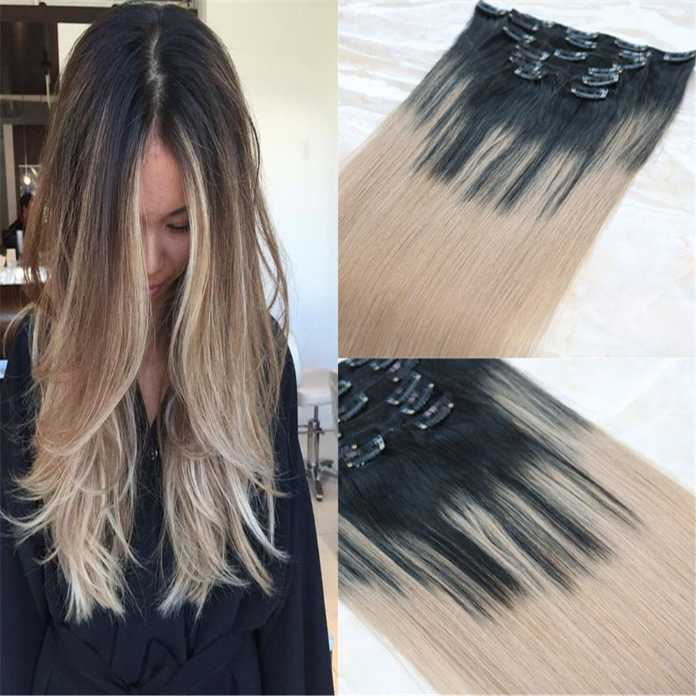 Buy Hairdancing 20 7pcs 120g Pastel Hair Extensions Clips In Hair
