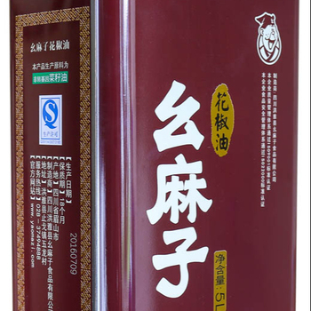 5L Spicy Seasoning Szechuan Pepper Oil