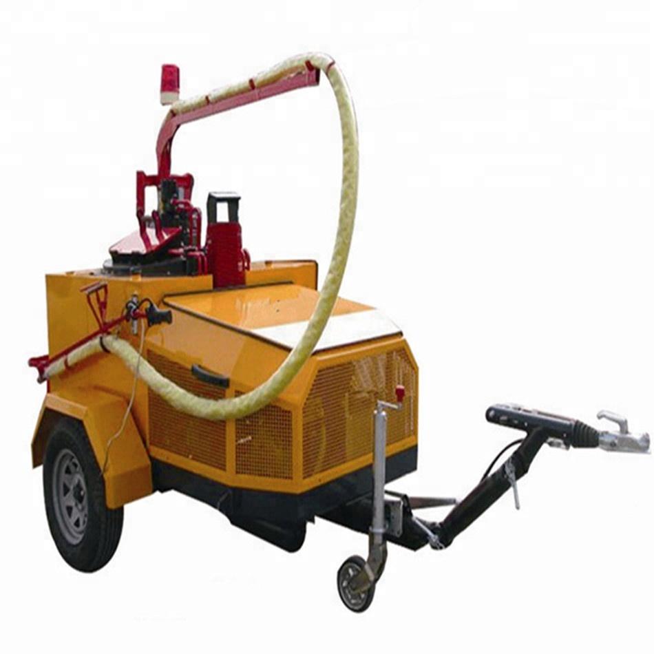 Регулируемая температура прицеп типа HONDA бензин или дизельный двигатель асфальт трещины запайки (SGF-200/500)