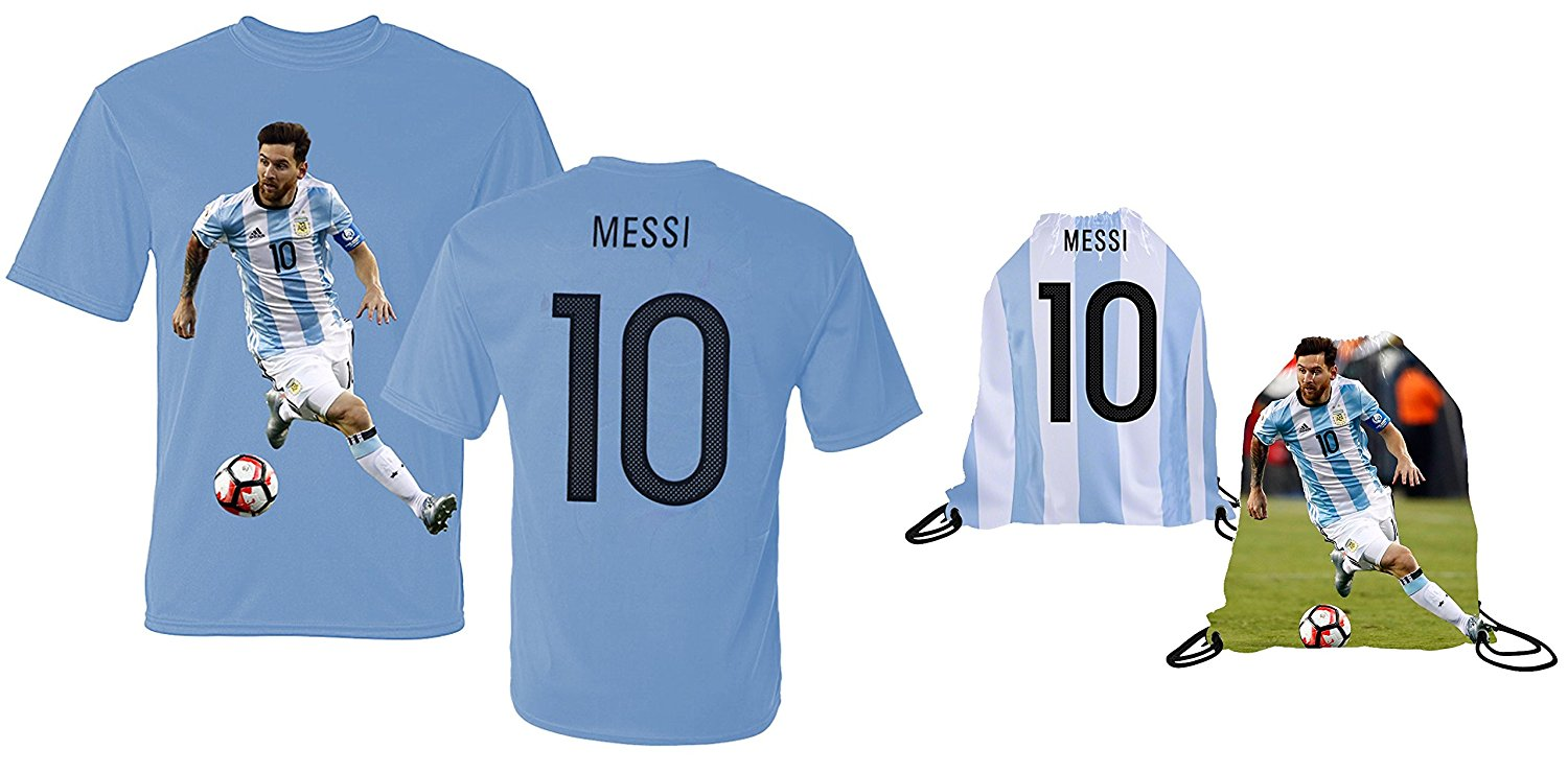 Cheap Messi S Shirt Find Deals On Line At Alibabacom Fashion Big Size T World Cup Argentina 2xl Get Quotations Jersey Style Kids Lionel Gift Set