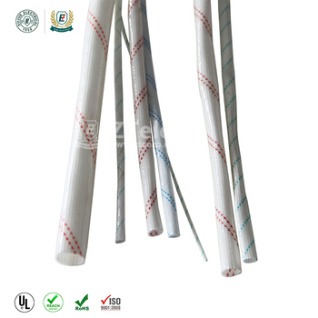 Pvc Insulating Taped Cable Fibergl Sleeve Insulation Sleeves