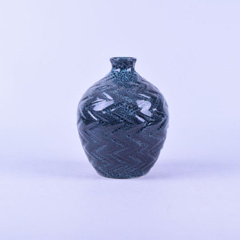 Green home goods decorative ceramic vase wholesale