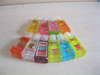 Bath and body works cute hand sanitizer gel bag for promotion gift