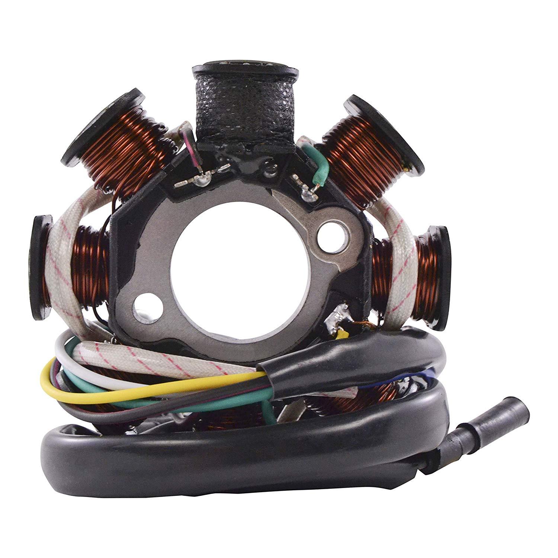 Stator For Scooter Moped Go Kart GY6 125cc 150cc QMI152 QMI157 QMJ152 QMJ157 Engines
