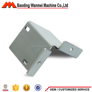 automobile sheet metal part oem stainless steel sheet plate laser cutting and bending