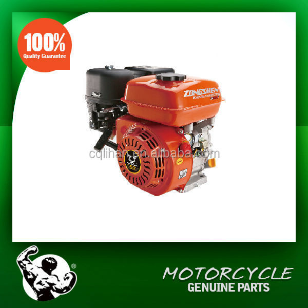 Good quality Zongshen ohv gasoline engine 5.5hp for sale