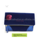 large capacity folding women cosmetic clutch bag with 3 desgin