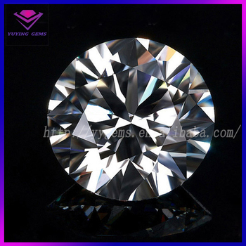 Super White Gh Forever One Round Sparkle Fire 6 5 Mm 1 Carat Moissanite  Diamond Loose - Buy 6 5mm 1 Ct Moissanite Price,Sparkle Fire  Moissanite,White