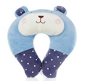 Buy Broadmix U Shape Cartoon Neck Pillow Cute Memory Travel Pillow