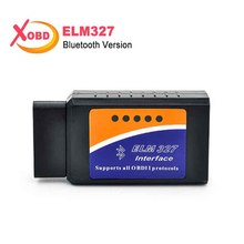 2016 Newest ELM327 Bluetooth V2.1 Hardware Works On Android Torque Elm 327 OBD2/OBD II Car Diagnostic Scanner