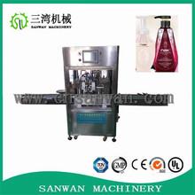 Automatic juice bottle filling machine/glass bottle filling and capping machine/Juice filling machine production line