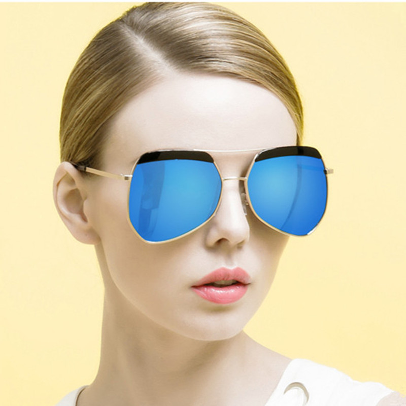 8422d5184fa Get Quotations · Fashion Brand Design Women Men Sunglasses Sun Glasses For Women  Female Ladies Sunglasses Vintage Retro Mirror