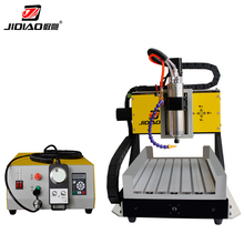 3 Axis 4 Axis Small CNC Router Mini CNC Engraving Machine (GY3020)