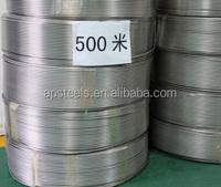 A269 S31603 Stainless steel coiled tubing