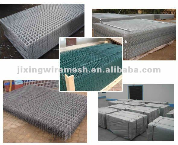 ISO 9001 Manufacturer of Weld Wire Fence series-5