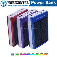 Cheap, light, stylish, Solar Mobile Power Bank USB 7000mAh Solar Battery Panel Charger Solar Power Bank