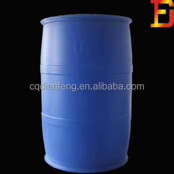 Closed Head Hdpe Plastic Chemical Drum With Double Wall ...