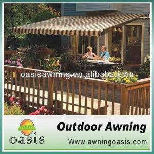 12m*4m large retractable awning