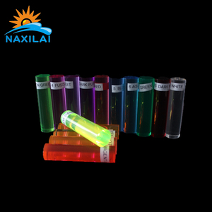 High Quality Plastic Colored / Transparent Acrylic Bar / Rod with Suitable Price