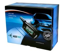 KEETEC TS 8000 Remote Starter Two Way Car Alarm