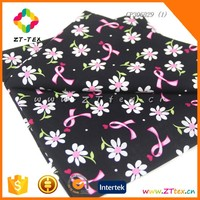 Keqiao natural bleaching dyeing printing muslin atmosphere clothing