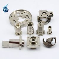 Steel cnc machining parts CNC Machining Aluminum Service Parts Milling Machined Anodized Aluminum Parts Rapid Prototype