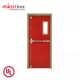 ASICO UL Listed Fire Rated Hollow Metal Door With Panic Bar