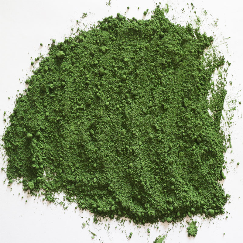 Industry Grade Chromium Oxide Green Manufacturer Price