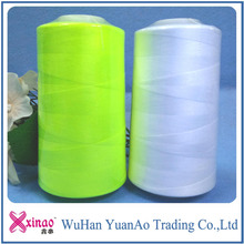 Hot Sell 100% Poly Poly Core Spun Sewing Thread From Sewing Factory