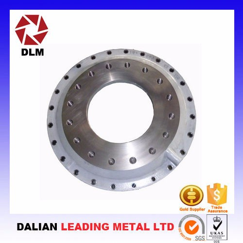Precision Custom Iron Bearing Seat Metal Sand Casting Factory