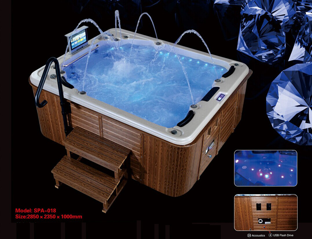A Family Sex Massage Hot Tub With Sex Videospa And