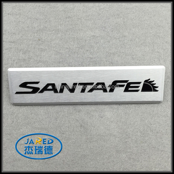 custom car automoble carpet plating brushed metal signs buy car