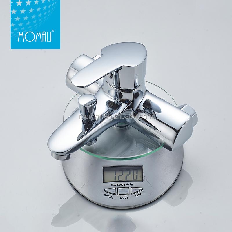 Hot Sale Single Handle Chrome Plated Bathroom Shower Mixer