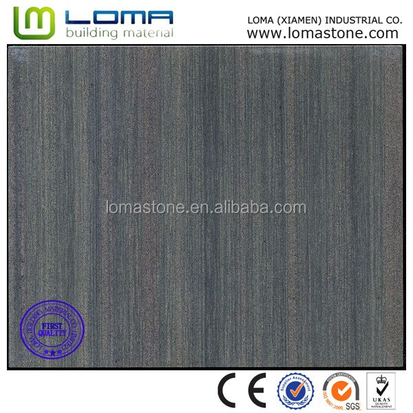 Loma high quality of grey wooden sandstone blocks price