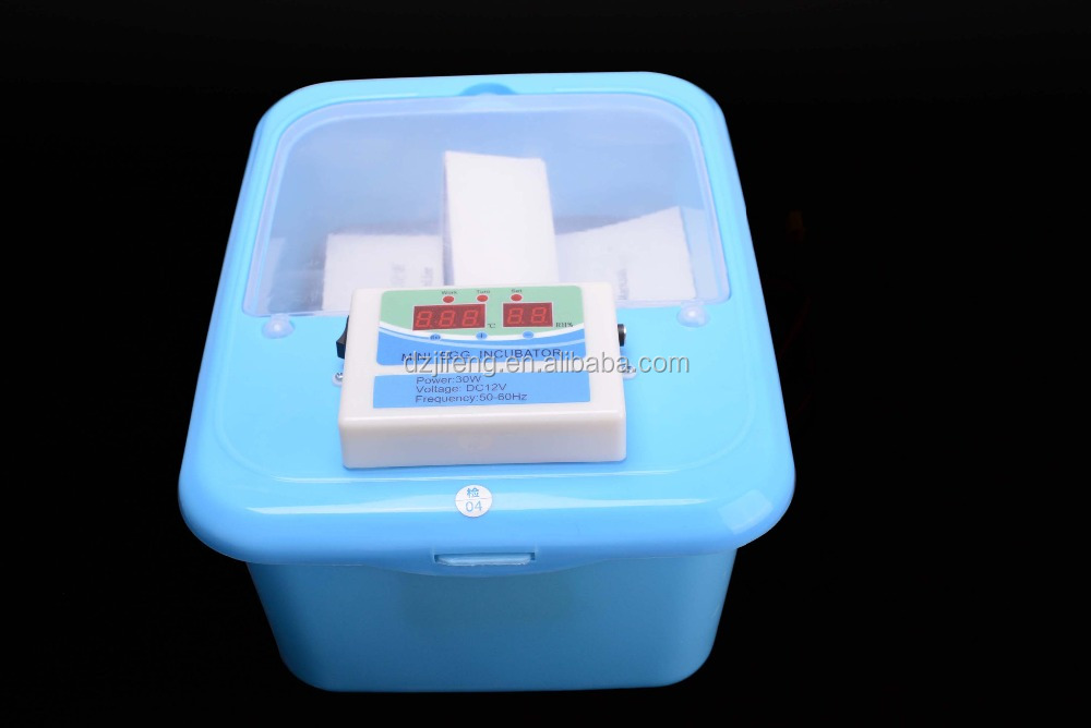High efficient 18 eggs incubator for egg hatching/automatic egg incubator hatcher