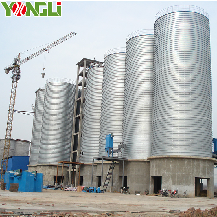 5000 Tons Grain Storage Silos - Buy Grain Storage Silos,Grain Silo,Corn  Silo Product on Alibaba com
