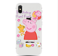 HOT selling for huawei p20 lite case, for huawei p20 clear case, cartoon mobile cover for huawei p20 plus case
