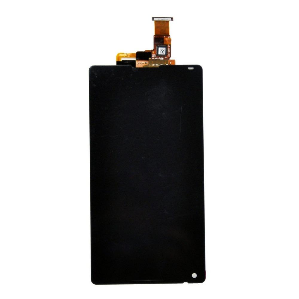 Для Sony Xperia ZQ ZL C6503 C6502 L35H LT35i жк-экран панель + сенсорным экраном дигитайзер стекла ассамблея ремонт часть замена