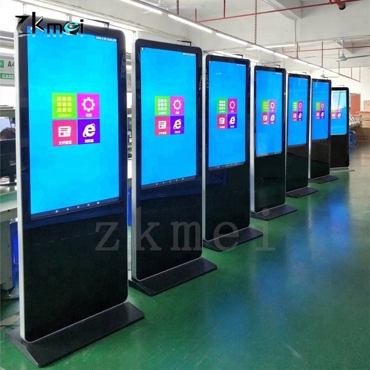42 pollice multi-touch screen pubblicità display a led grande tv