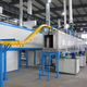Quick Color Change Type Powder Coating Plant With Automatic Surface Pre-treatment System