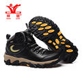 High quality high top balans genuine leather obuvi waterproof outdoor trekking hiking boots men mountain shoes