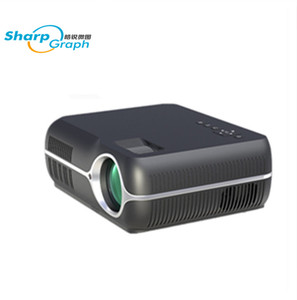 Best Buy 10000:1 Contrast Ratio 3D Holographic Digital Home Cinema Pico Projector