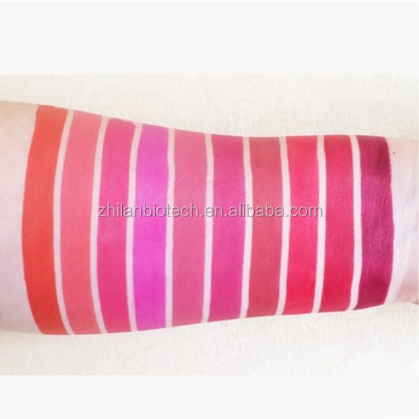 Best selling liquid highlight lipstick with organic ingredients