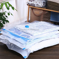 zippers nylon storage bags for clothing and bedding